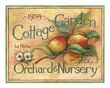 Cottage Garden IV Poster by Susan Winget