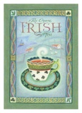 Irish Tea Prints by Sue Williams