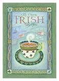 Irish Tea Posters by Sue Williams