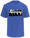 We Live No More T-Shirt by Alex Cherry