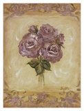 Rose Violeta Poster by Shari White
