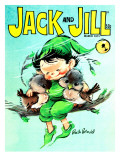 A Friend in Need - Jack and Jill, March 1971 Giclee Print by Ruth Bendel