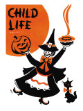 Witch Hazel - Child Life, October 1962 Giclee Print by  Vee