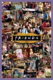 Friends- Montage Kunstdrucke