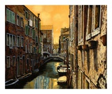 Venezia al Tramonto Prints by  Furtesen