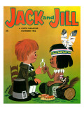 Make a Wish - Jack and Jill, November 1962 Giclee Print by Jack Weaver