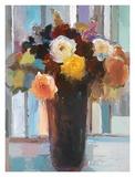Floral Fete Prints by Hooshang Khorasani