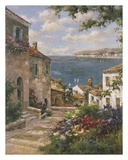 Mediterranean Dreams II Posters by  Jouret