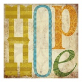 Hope Print by Suzanna Anna