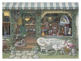 Antiques, Etc. Prints by Janet Kruskamp