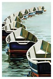 Boats Prints by Kristen Funkhouser