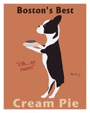 Boston's Best Cream Pie Prints by Ken Bailey