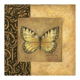 Butterfly Square Prints by Susan Winget