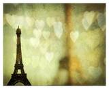 Paris is for Lovers Poster by Irene Suchocki