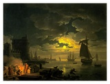 1769 Prints by Claude Joseph Vernet