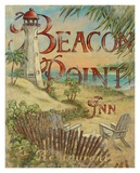Beacon Point Posters by Janet Kruskamp