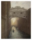 Venice Ambiance Prints by Raymond Knaub