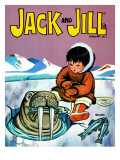 You Should Have Seen The One That Got Away - Jack and Jill, February 1971 Giclee Print by Sidney Quinn