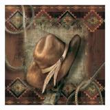 Alma Lee - Western Cowboy Hat - Sanat