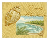 Exotic Adventure IV Prints by Marcia Rahmana