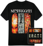 Meshuggah - Destroy Erase Improve Vêtements
