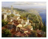 Vina Del Mar Print by  Lazzara