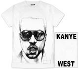 Kanye West - Sketch T-shirts