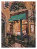 Old Village Restaurant Prints by Vladimir 