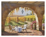 Vineyard for Two Prints by Sung Kim