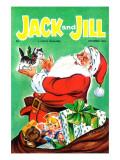 Christmas Kitten - Jack and Jill, December 1963 Giclee Print by Irma Wilde