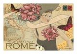 Rom Plakater af Maria Woods