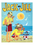 Now Hear This - Jack and Jill, August 1967 Giclee Print by Ann Eshner