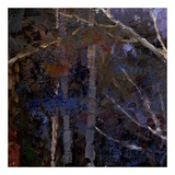 Beautiful Winter (detail no. 8) Posters by Kent Wallis