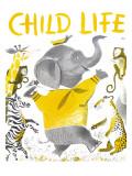 Ethan the Elephant - Child Life  June 1955