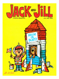 Countdown - Jack and Jill, July 1965 Giclee Print by Lee de Groot