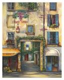 Chianti Poster by Barbara Davies
