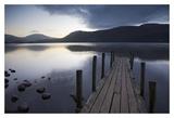 Dock Calm Poster von Peter Adams