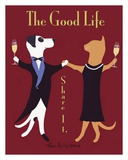 The Good Life Affiches van Ken Bailey