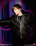 Justin Bieber 3-D Posters