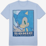 Sonic the Hedgehog - Logo T-Shirts
