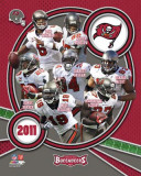 Tampa Bay Buccaneers 2011 Team Composite Photo