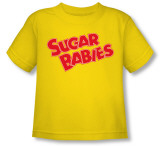 Toddler: Sugar Babies - Logo T-shirts