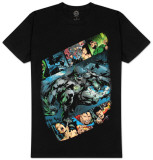 DC Comics - Comic Strip Tshirts