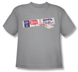 Toddler: Necco - Necco Wafers Shirts