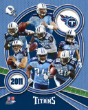 Tennessee Titans 2011 Team Composite Photo