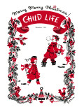 Presents - Child Life, December 1960 Giclee Print by  Guthrie