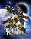 Transformers 3 3-D Posters