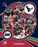 Houston Texans 2011 Team Composite Photo