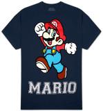 Super Mario Bros. - Mario Trička