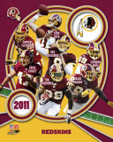 Washington Redskins 2011 Team Composite Fotografa